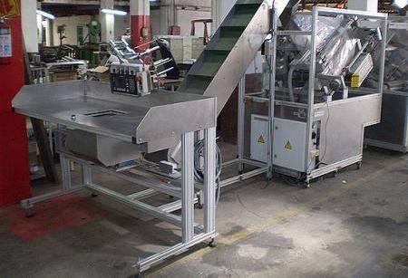 Máquina de embalaje Willi Maschinenbau