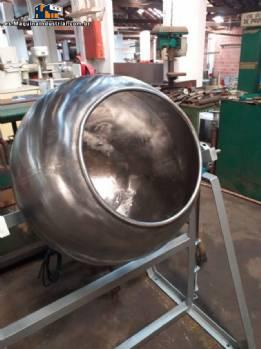 Mezclador de acero inoxidable