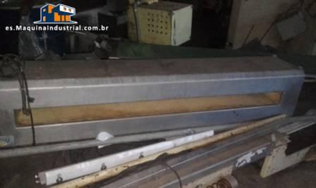 Detector de metales de acero inoxidable