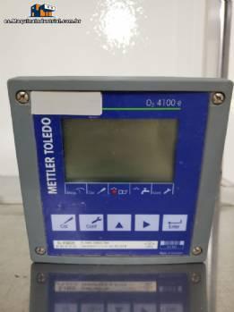 Transmisor de oxígeno disuelto Mettler Toledo