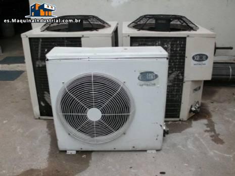 Unidad de condensación