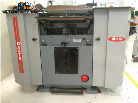 División automática máquina 470 Klein