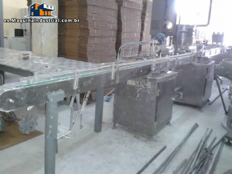 Línea de fabricación líquida