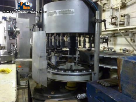 Máquina etiquetadora Krones Ultramatic