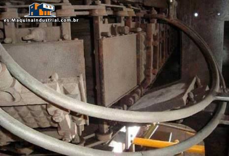 Fabricante de horno industriales placas 18 Haas