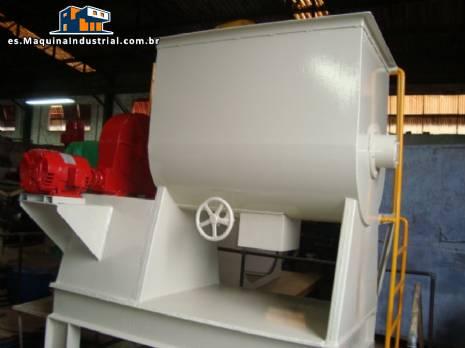 Batidora licuadora de cinta industrial 300 kg
