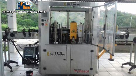 Etiquetadora rotativa automática Etol / Mesal BOPP - MR 12