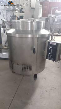 Cocina industrial por 100 L Mobinox
