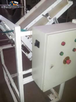Máquina de corte automática para mermelada