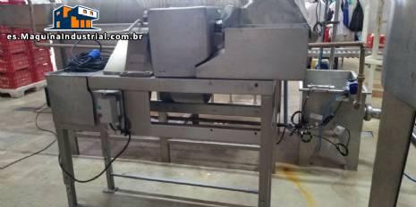 Cuchara industrial automática GA