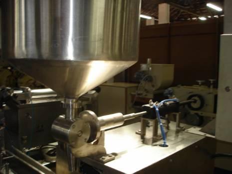Dosificación automática de productos viscosos