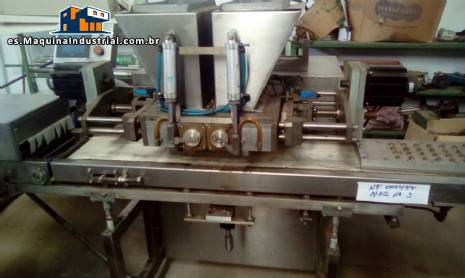 Máquina dosificadora de chocolate chino