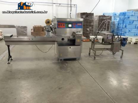 Línea para la fabricación de empanadas